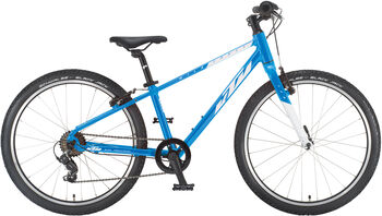 "KTM Wild Cross 24 Mountainbike 24"" blau"