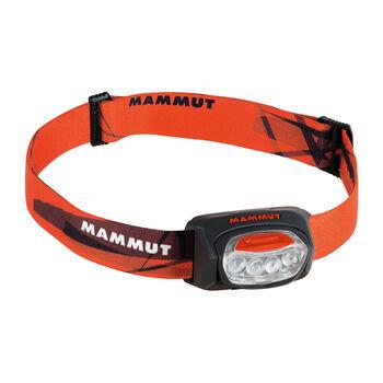 MAMMUT T-Trail Stirnlampe schwarz