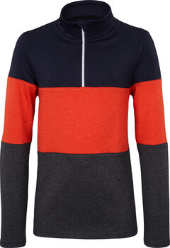 killtec Langarmshirt orange