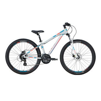 """GENESIS Melissa JR26 Disc Mountainbike 26"""" Damen grau"""