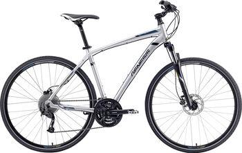 "GENESIS Speed Cross SX 4.1 Crossbike 28"" Herren weiß"