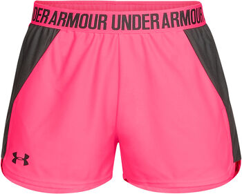 Under Armour PLAY UP Shorts Damen pink
