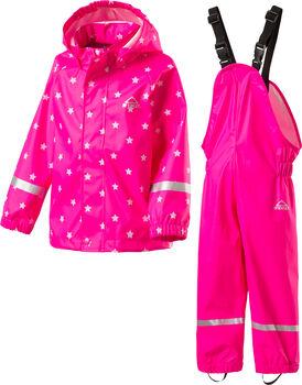 McKINLEY Eddie + Abbie Regenanzug pink