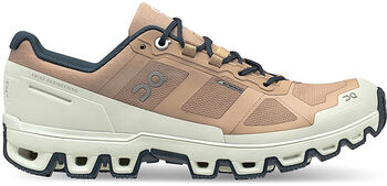 On Cloudventure WP Traillaufschuhe Damen pink