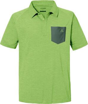 SCHÖFFEL Hocheck T-Shirt Herren grün