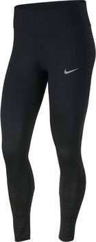 Nike  Racer Warm Tight Lauftight Damen schwarz