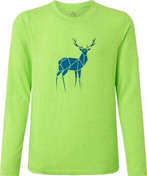 McKINLEY  Borra KinderT-Shirt,65% PES 35% Co, Jungen grün