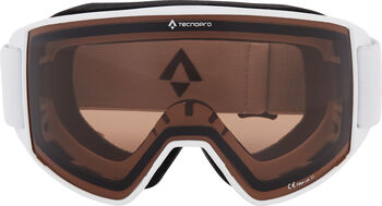 TECNOPRO Base 3.0 Skibrille Damen weiß