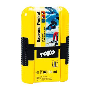 TOKO Express Pocket Universal Flüssigwachs 100 ml weiß