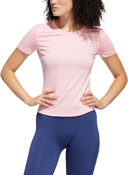 ADIDAS Performance T-Shirt Damen pink