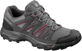 Salomon Redwood 3 Wanderschuhe Damen grau