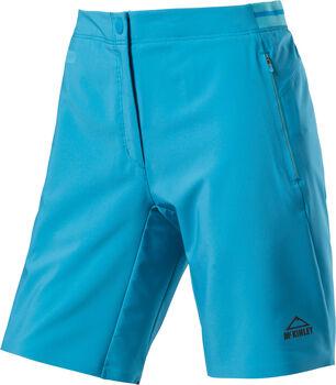 McKINLEY XLight Stamford II Shorts Damen blau