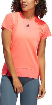 adidas HEAT.RDY Training T-Shirt Damen pink