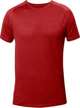 Fjällräven Abisko Trail T-Shirt Herren rot