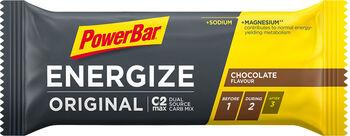 PowerBar  Energize Original Riegel  braun