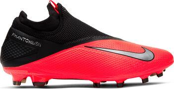 Nike Phantom VSN 2 Pro DF Fußballschuhe rot