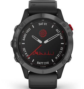 Garmin Fenix 6 Pro Solar Multisportuhr schwarz