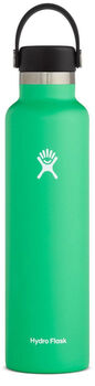 Hydro Flask Standard Mouth Isolierflasche cremefarben