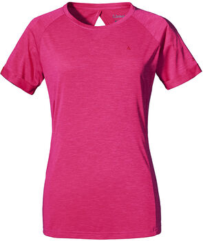 SCHÖFFEL Boise2 L T-Shirt Damen pink