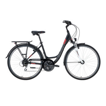 """GENESIS Touring 3.9, Deep Trekkingbike 28"""" Damen schwarz"""