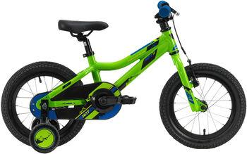 """GENESIS HOT 14 Fahrrad 14"""" grün"""