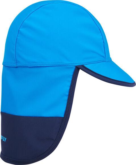 Melwin Kappe mit Nackenschutz