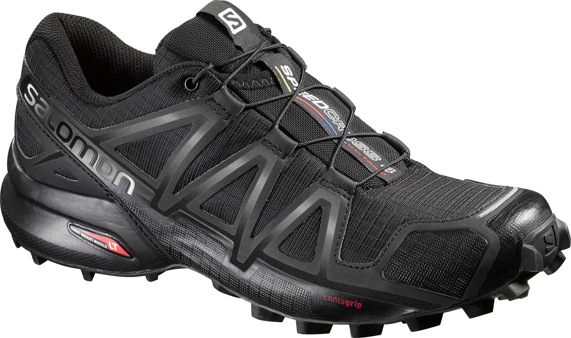 Damen Schuhe, kaufen Salomon Schuhe Damen schwarz Salomon