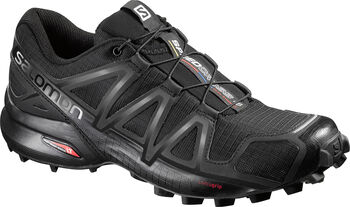 31a6ea1c6cd Salomon Speedcross 4 Traillaufschuhe Damen schwarz