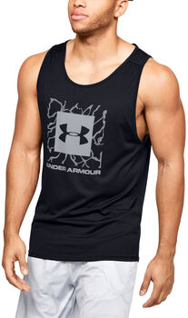 Under Armour Tech 2.0 Tanktop Herren schwarz