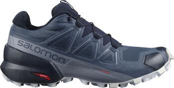 Salomon  Speedcross 5 WDa. Traillaufschuh Damen blau