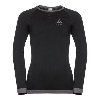 Odlo Performance Warm Unterhemd schwarz
