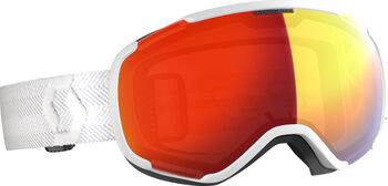SCOTT Faze II LS Skibrille cremefarben