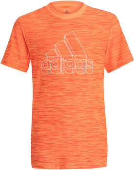 adidas Aeroready Heather T-Shirt orange