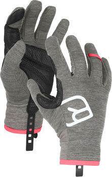 ORTOVOX Fleece Light Glove Tourenhandschuhe grau