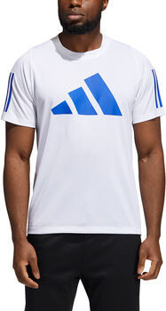 adidas Freelift T-Shirt Herren weiß
