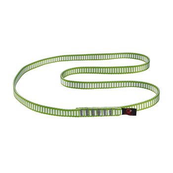 MAMMUT Tubular Standard Bandschlinge grün