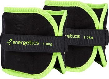 ENERGETICS Fuss- und Armgewichte transparent