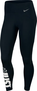 Nike Speed Icon Clash Tights Damen schwarz