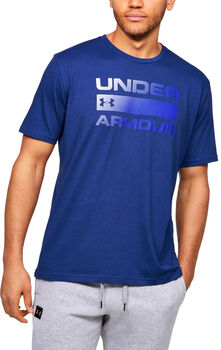 Under Armour Team Issue Wordmark T-Shirt Herren blau