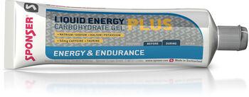 SPONSER Liquid Energy Plus Gel weiß