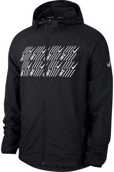 Nike Essential HD Capsule Jacke Herren schwarz