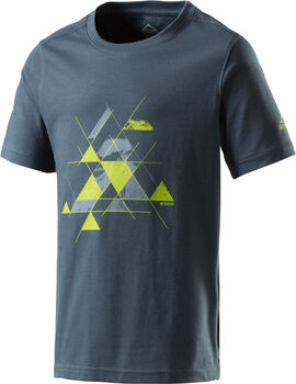 McKINLEY Ziya Shirt Jungen blau