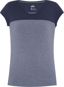 McKINLEY Active Clay T-Shirt Damen blau