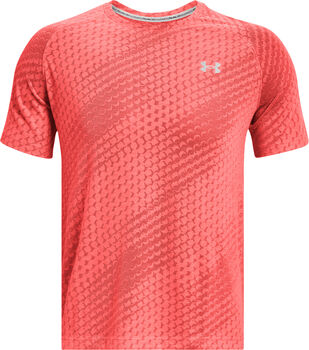 Under Armour Streaker Runclipse T-Shirt Herren rot