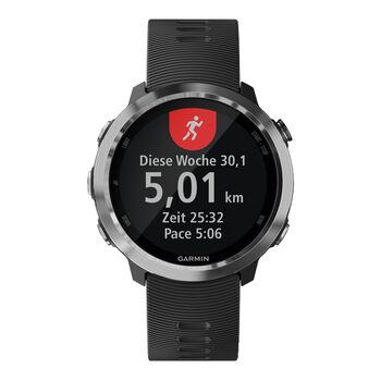 Garmin Forerunner 645 Music GPS Laufuhr schwarz