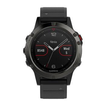 Garmin Fenix 5 GPS-Multisportuhr grau