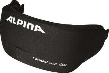 ALPINA  Visier Cover  schwarz