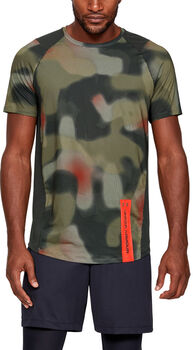 Under Armour MK1 Printed T-Shirt Herren grün
