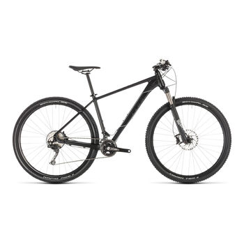 "CUBE Race ONE 29"" Mountainbike Herren schwarz"