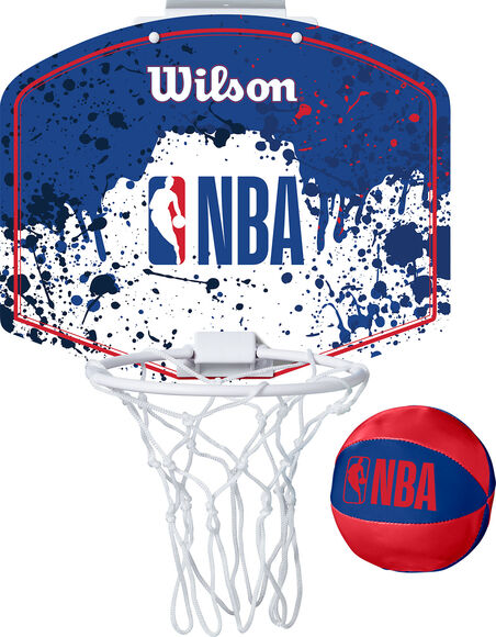 NBA Team Mini Basketballkorb-Set